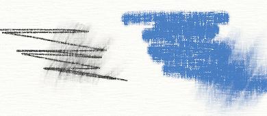ArtRage ceruza és kréta