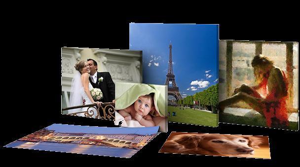Poszter nyomtatás, vászonkép-készítés az Ön saját fotóiból!