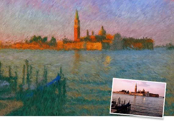 Corel Painter Essentials - Impressionist Painting