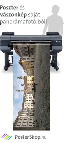 panoráma nyomtatás