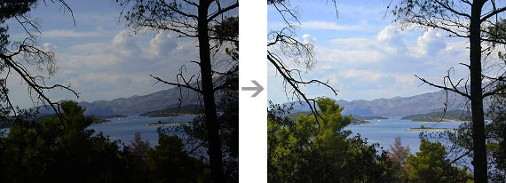 Picasa képek korrekciója