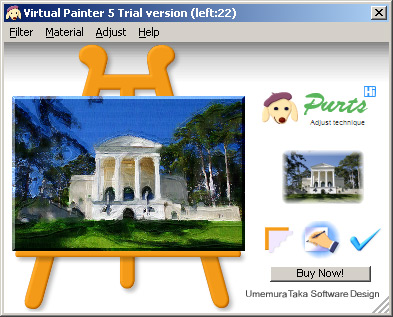 Virtual Painter